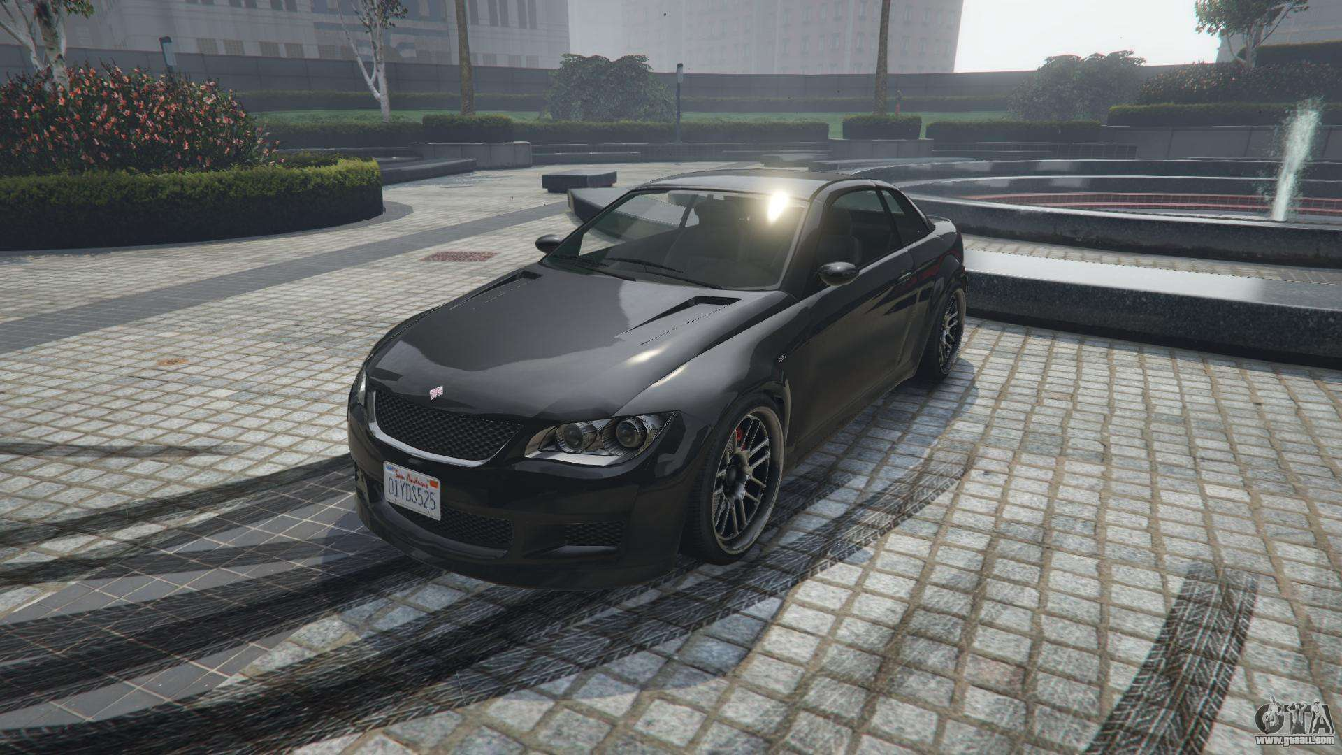 Übermacht Sentinel from GTA 5