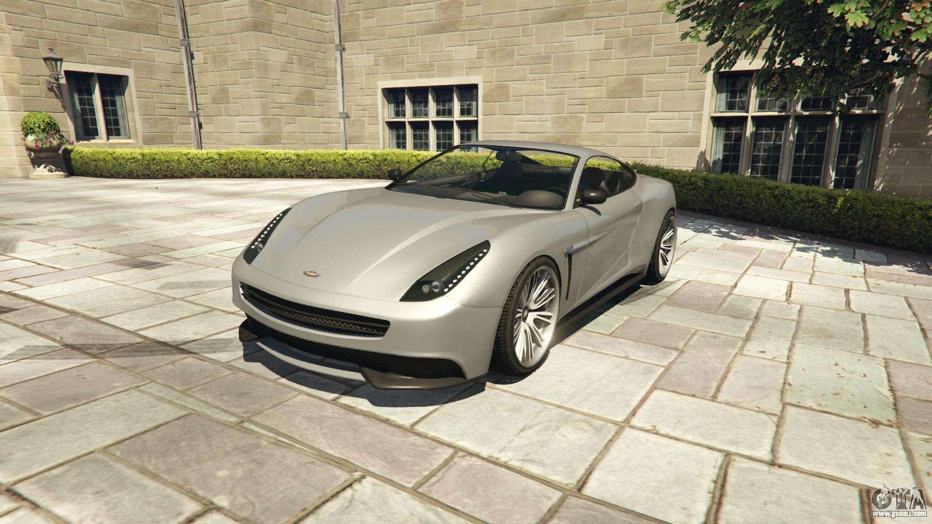 Dewbauchee Massacro GTA 5 - front view