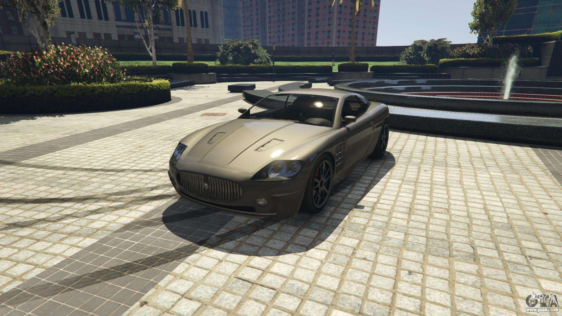 Ocelot F620 from GTA 5