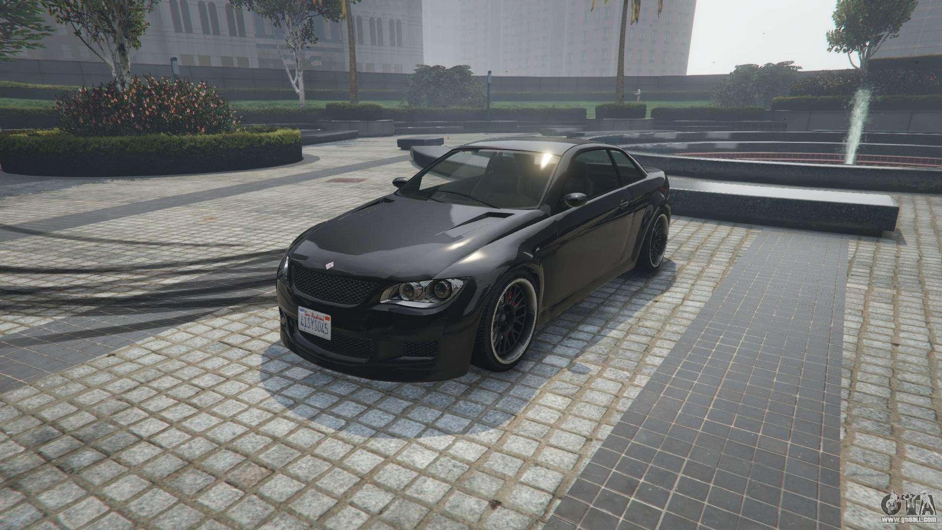 Übermacht Sentinel XS from GTA 5 - screenshots ...