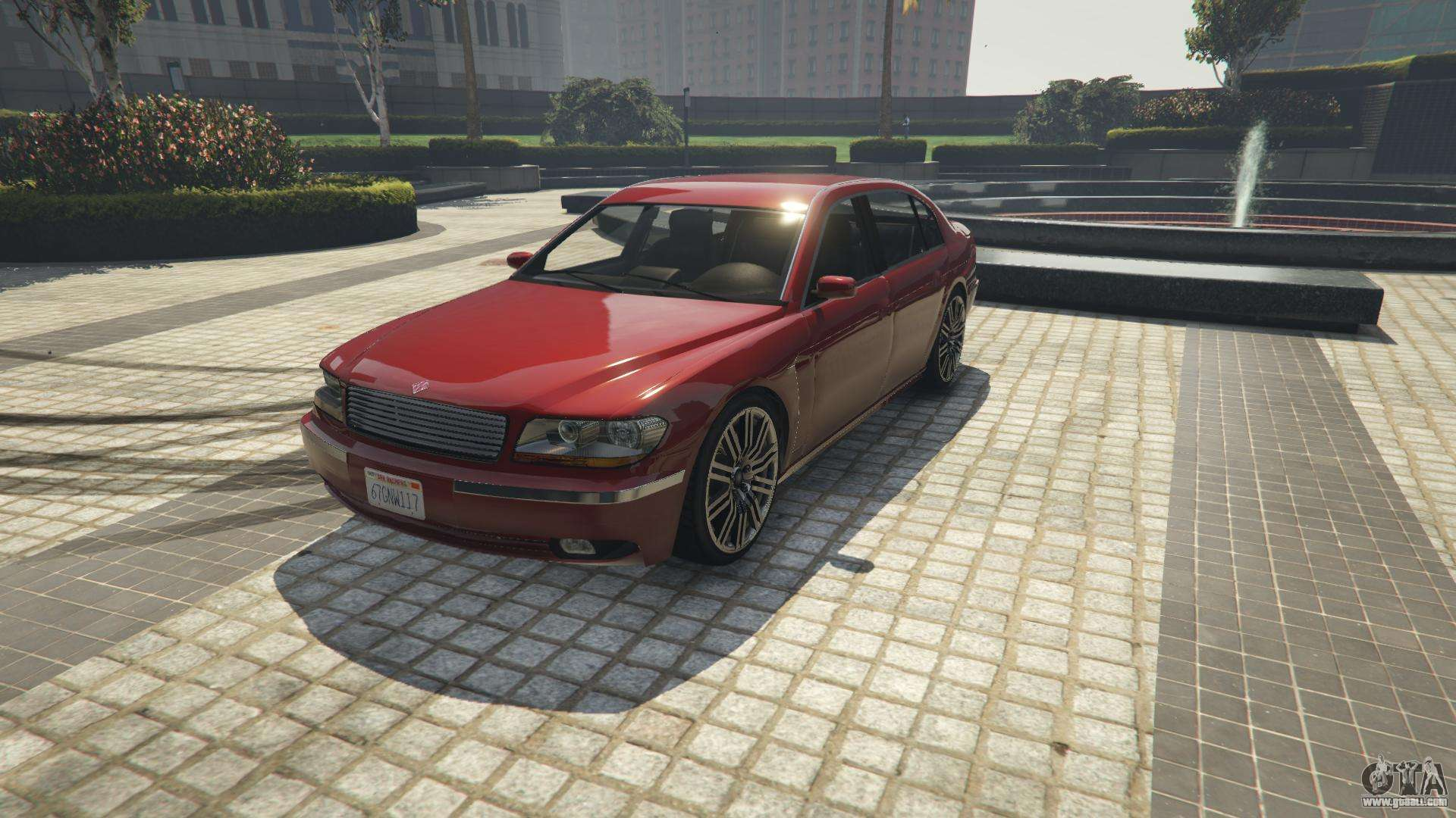 Übermacht Oracle from GTA 5