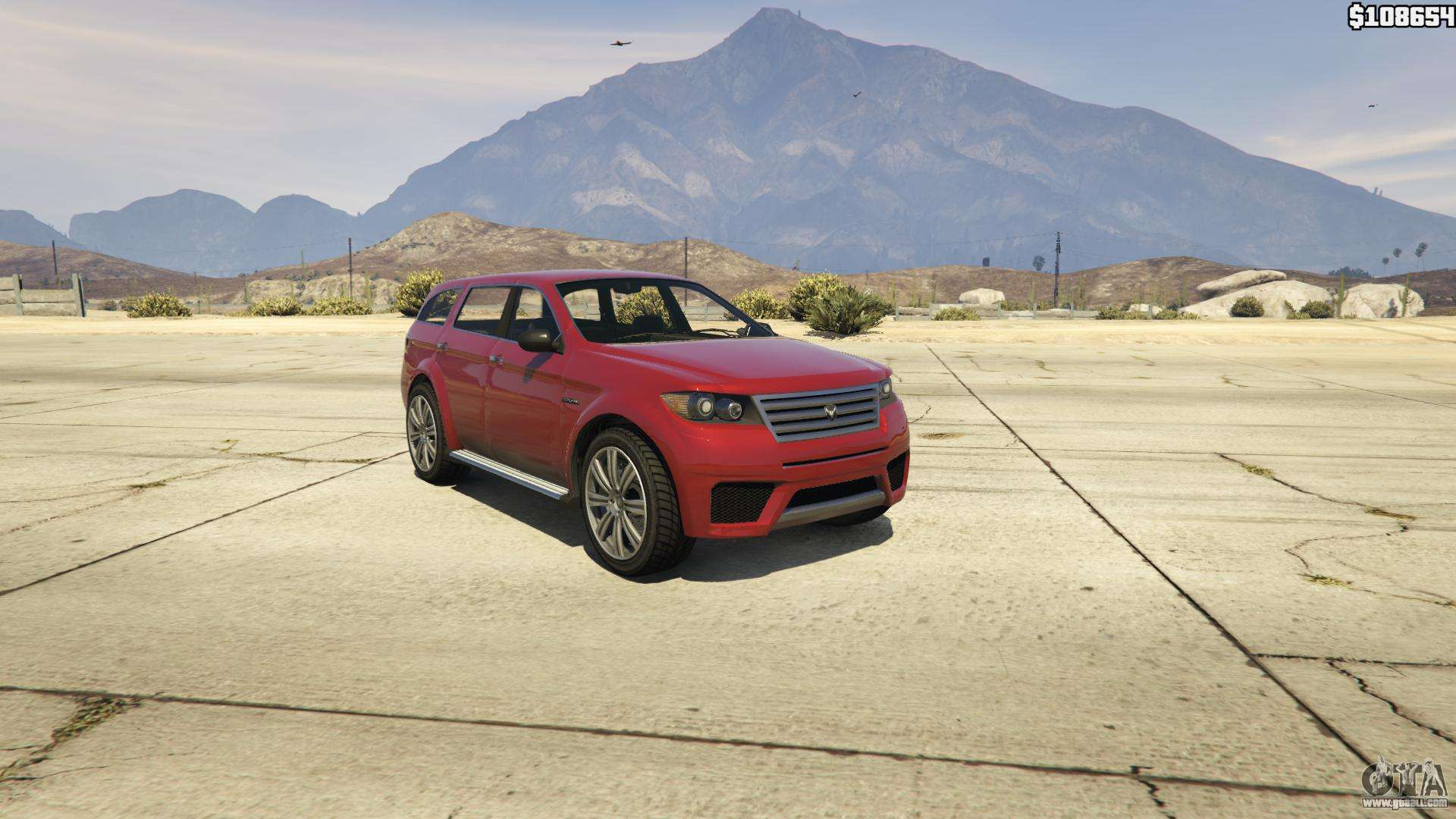 Bravado Gresley From GTA 5 Screenshots Features And