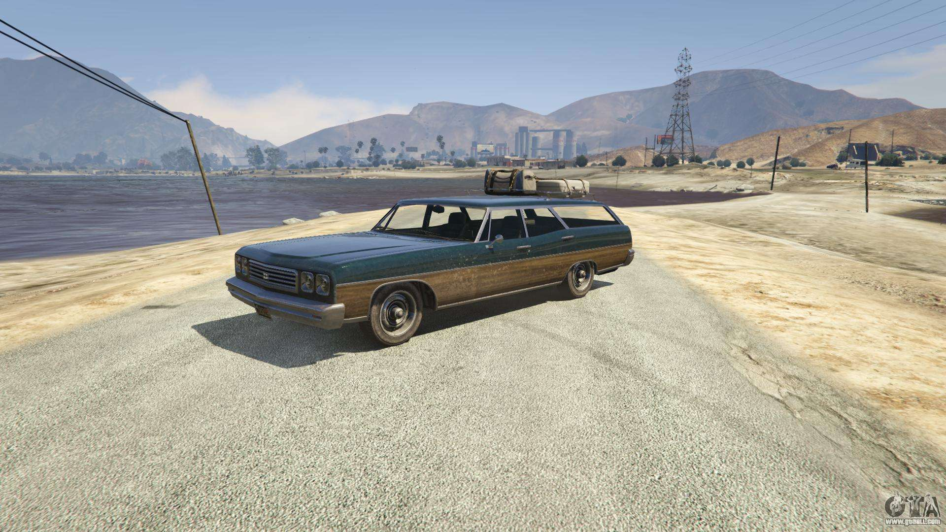 Dundreary Regina from GTA 5