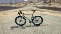 Tri-Cycles Race Bike from GTA 5 - side view
