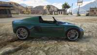 Coil Voltic Topless from GTA 5 - side view