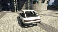 Declasse Rhapsody from GTA 5 - rear view