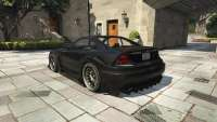 Benfactor Feltzer from GTA 5 - rear view