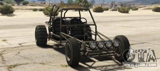 Off-road vehicles of GTA 5 - a list of all the off-roads from GTA 5