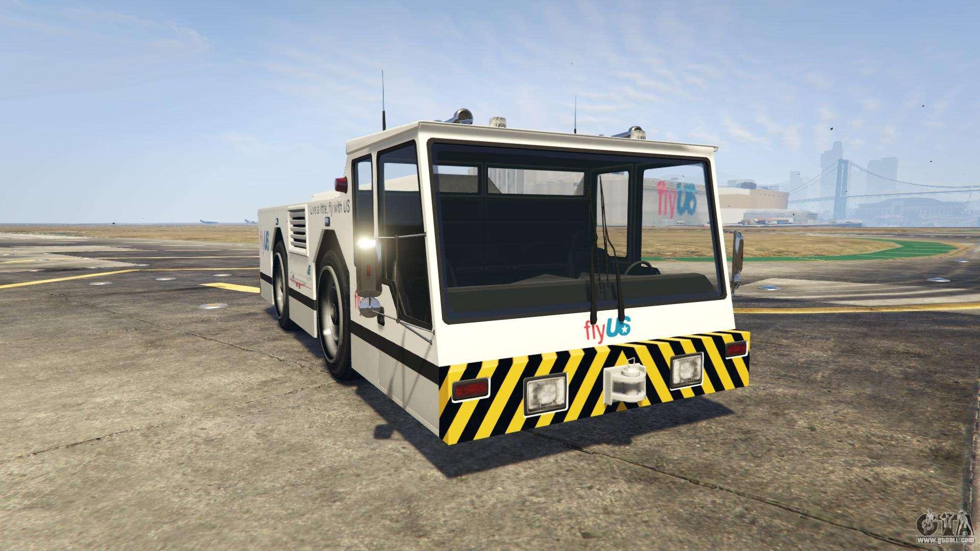 GTA 5 HVY Ripley - front view