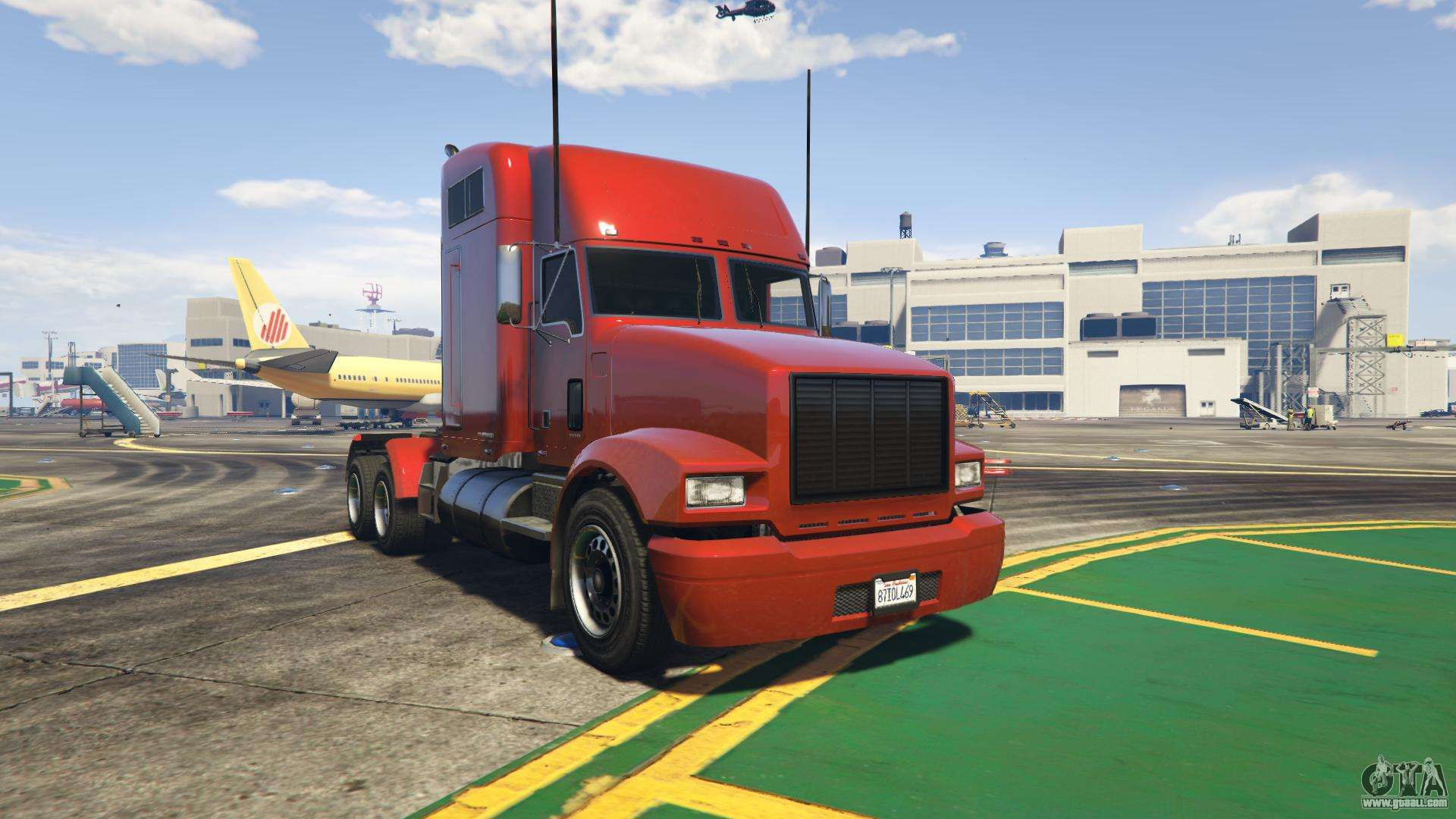 GTA 5 MTL Packer - front view