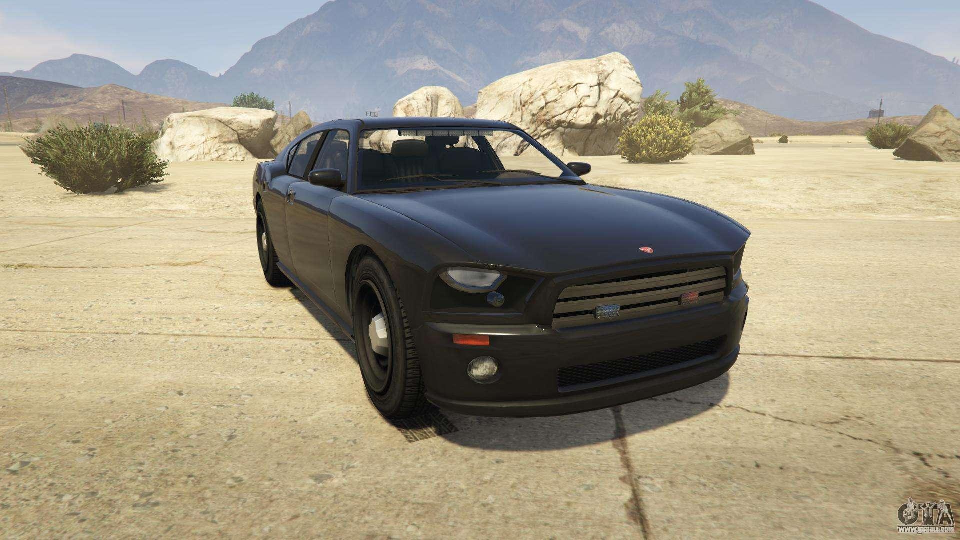 Gta Vice City Fib Car