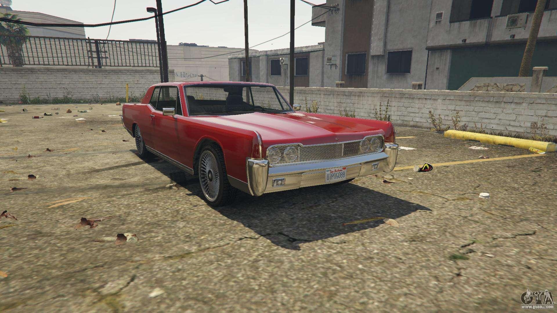 Vapid Chino from GTA 5
