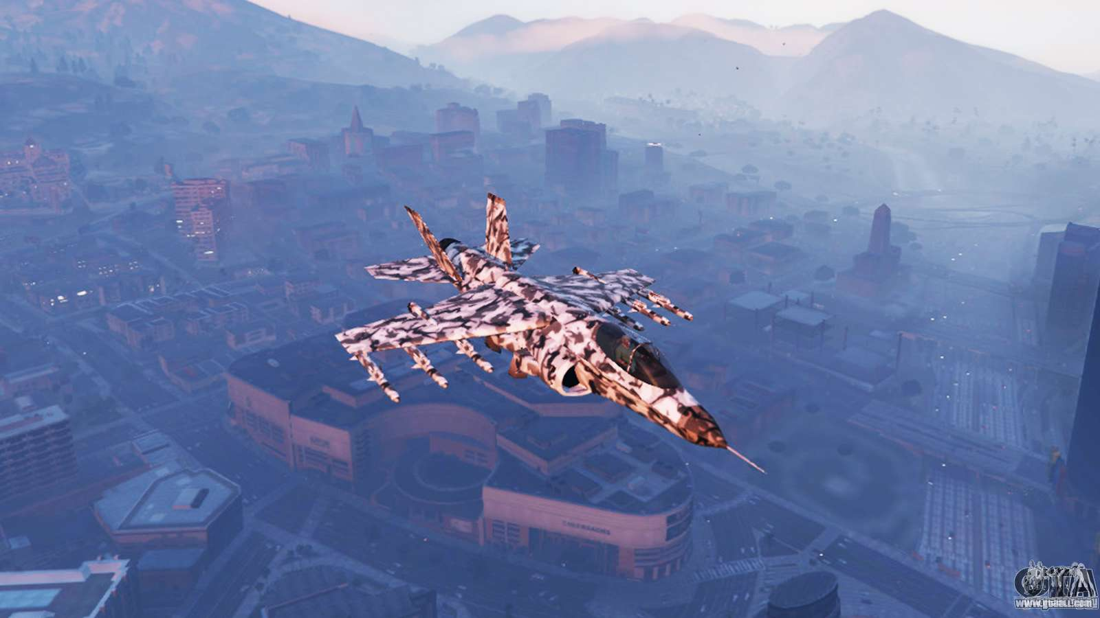 GTA 5 planes - download planes for GTA V
