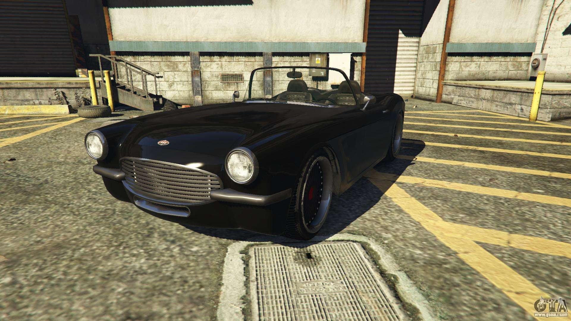 Invetero Coquette BlackFin from GTA 5