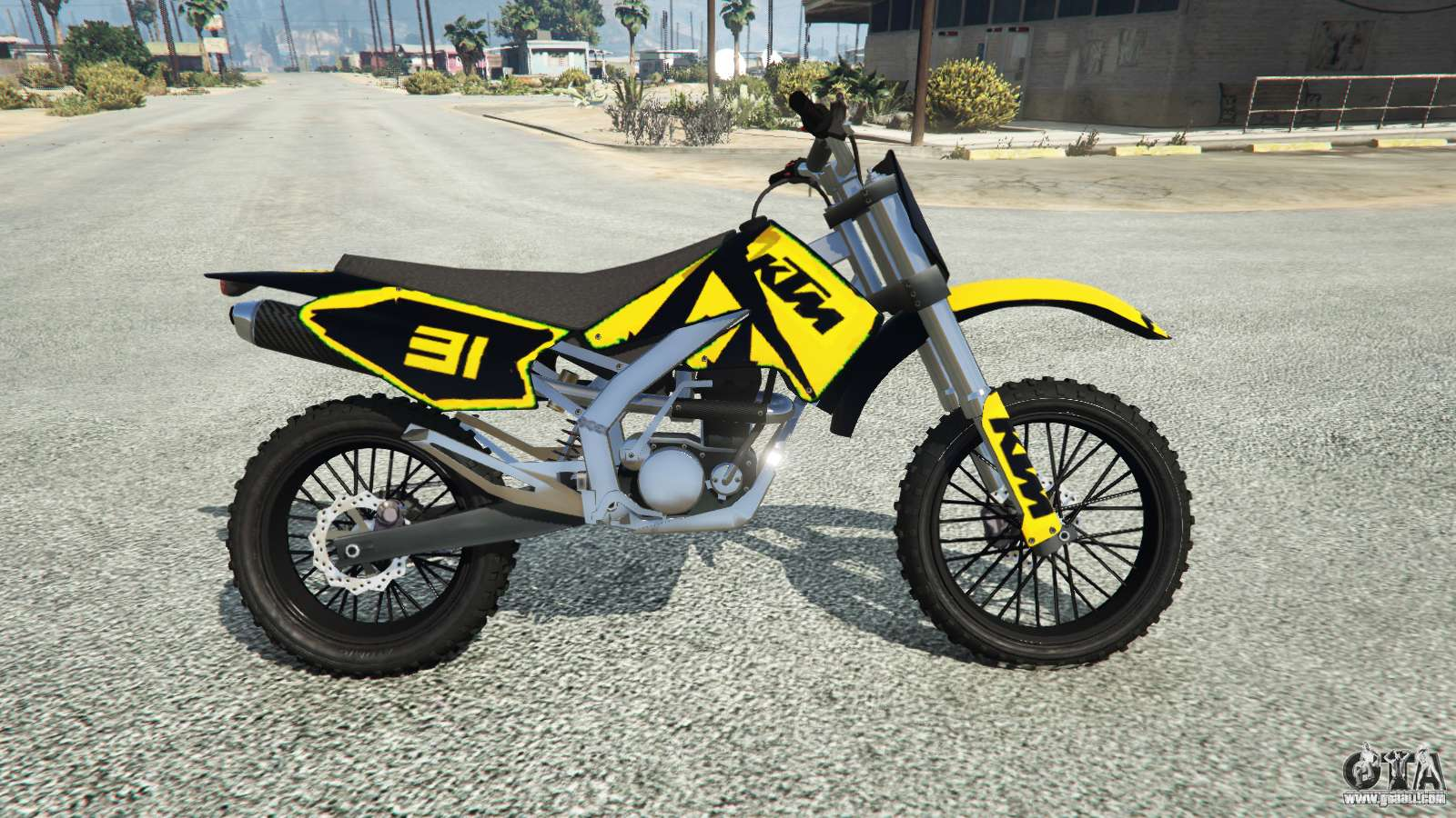GTA 5 motorcycles - download motorbikes for GTA V