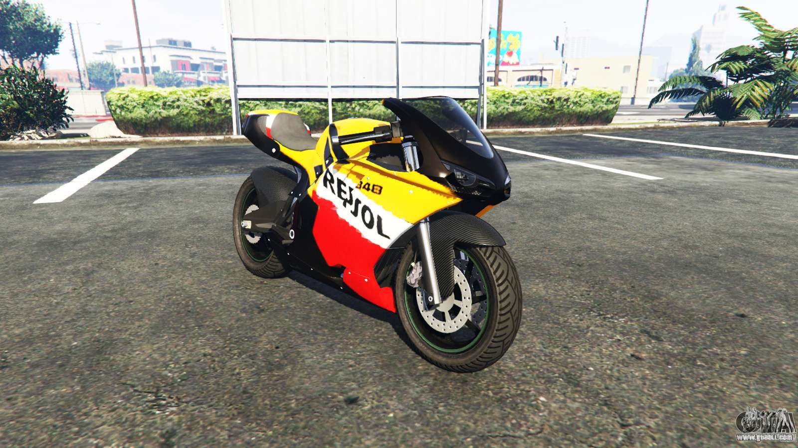 Motorcycles For GTA 5