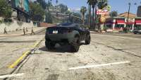 Coil Brawler from GTA 5 - rear view