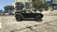Coil Brawler from GTA 5 - side view