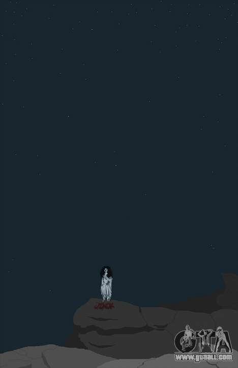 «Ghost of Mount Gordo» Darien