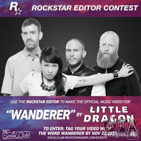 Rockstar Editor Contest