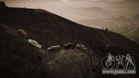 San Andreas 4x4 crew
