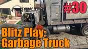 GTA 5 Walkthrough - Blitz Play: Garbage Truck