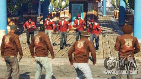 The Warriors, Gang Brawl