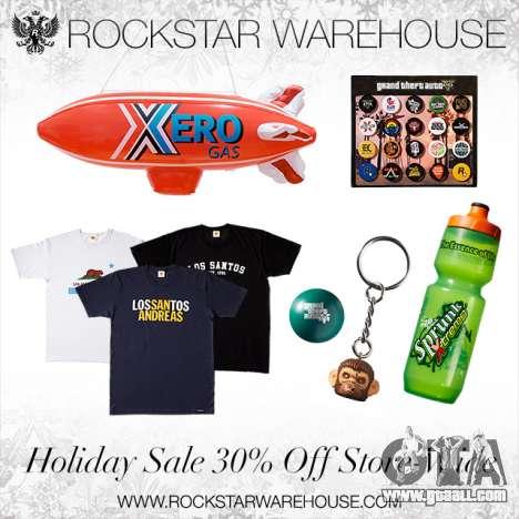 Rockstar Warehouse Discounts