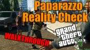 GTA 5 Single PLayer Walkthrough - Paparazzo: Reality Check