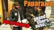 GTA 5 Single PLayer Walkthrough - Paparazzo