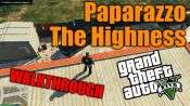 GTA 5 Walkthrough - Paparazzo: The Highness