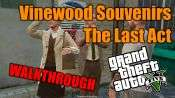 GTA 5 Single PLayer Walkthrough - Vinewood Souvenirs - The Last Act
