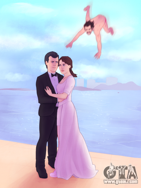 Michael's Wedding