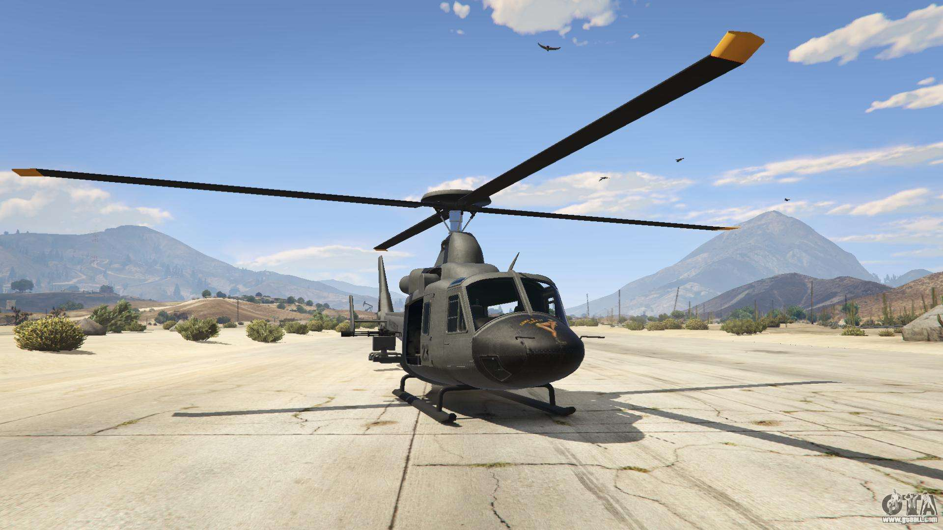 Elicottero Gta 5 : Gallery for gt gta military helicopter