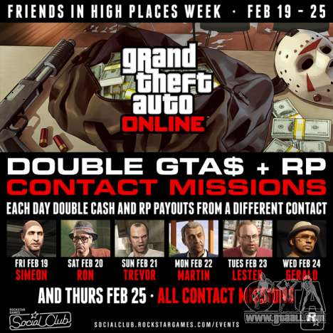 Promotions in GTA Online