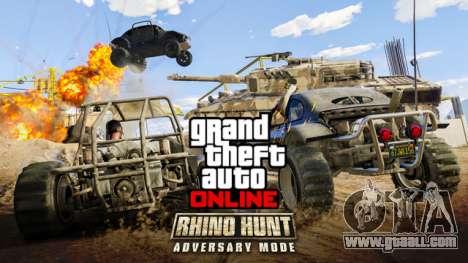 Rhino Hunt