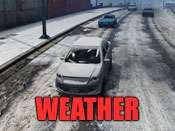 GTA 5 PC - weather change cheat