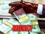 Money cheat for GTA 5 on PlayStation 4