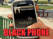 Black phone cheat for GTA 5 on PC