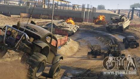 GTA Online Useful Tips: Rhino Hunt