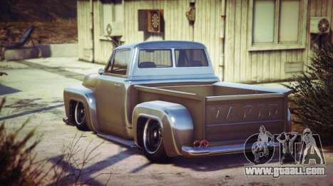 Car meets Vapid Slamvan Custom