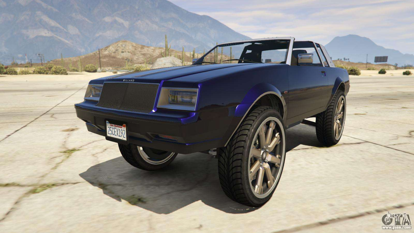 Willard Faction Donk From Gta 5 Online Screenshots