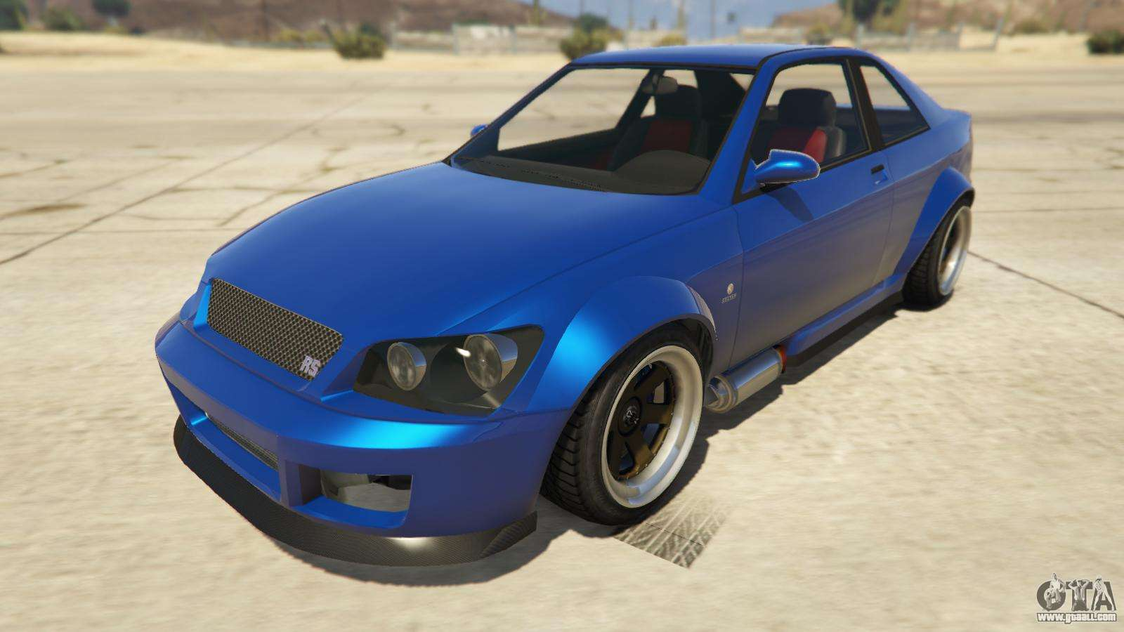 Karin Sultan RS from GTA 5 - screenshots, features and ...