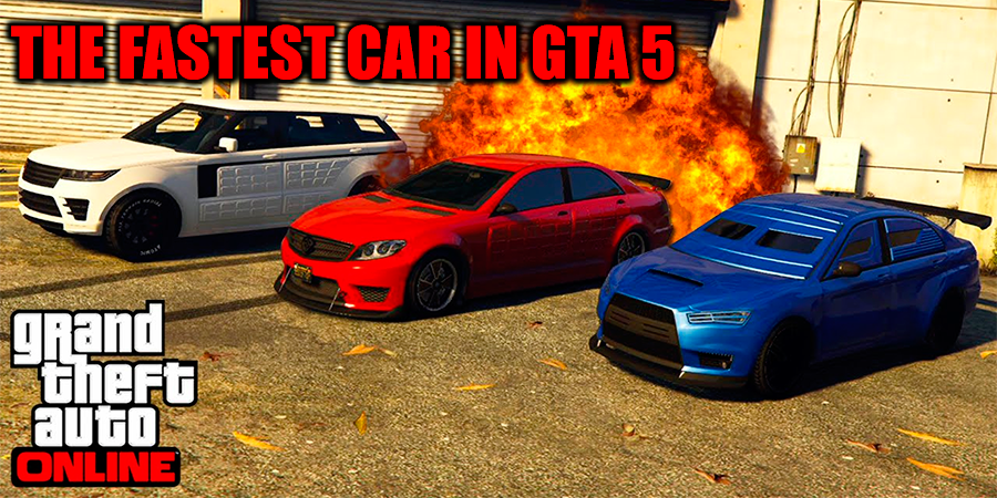 The fastest car in GTA 5