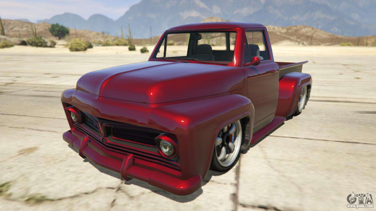Vapid Slamvan Custom