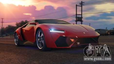 Pegassi Reaper from GTA Online