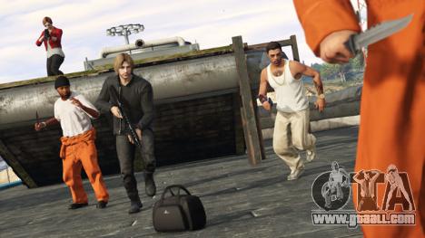 Custom Jobs: Prison Riot