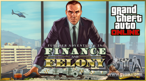 GTA Online: Further Adventures in Finance and Felony official trailer