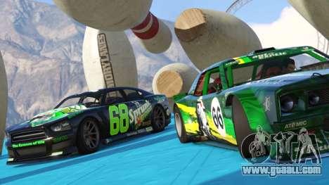 GTA Online Stunt Race Creator now avaliable