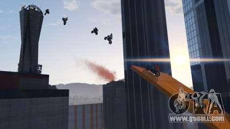 New premium race High Flier for GTA Online